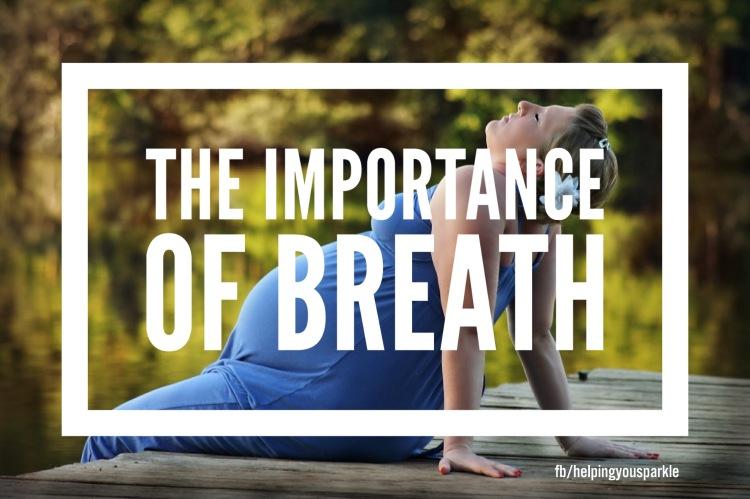 Pregnancy and Breath Meditation